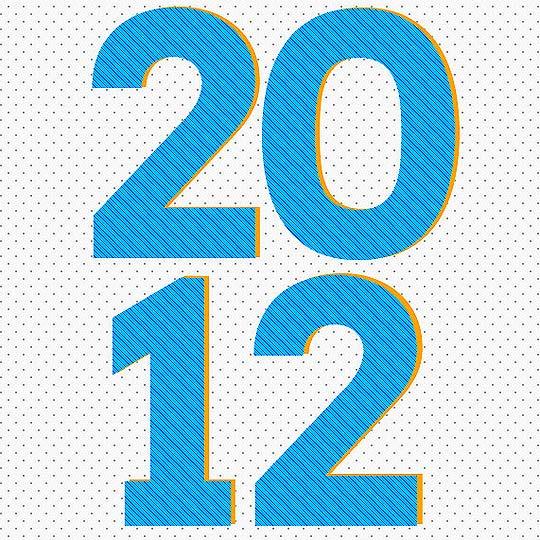 Colectivo bicicleta te desea un Feliz Año 2012