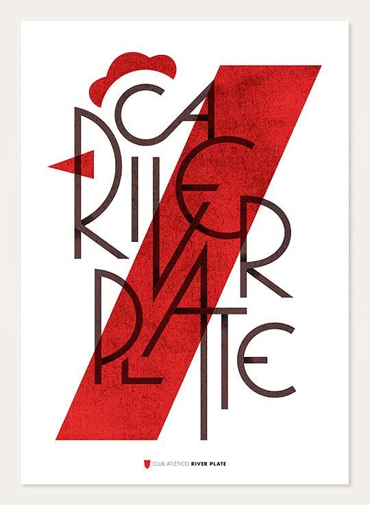Tipografía, posters e ilustración de JORGE LAWERTA