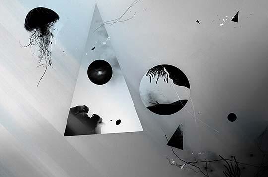 3D, Motion graphics, arte y tipografía de TXABER