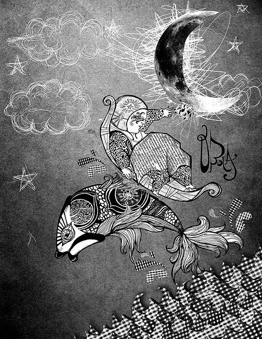 Ilustración de ALEJANDRO LIMA Aka OBOLA36