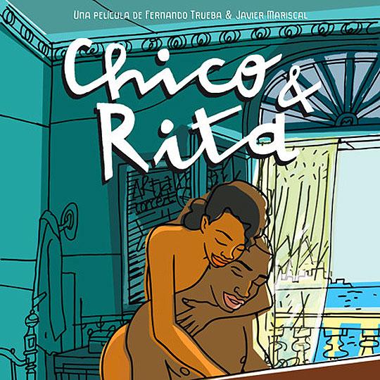 """Animación nominada al Oscar 2012. """"Chico y Rita"""""""