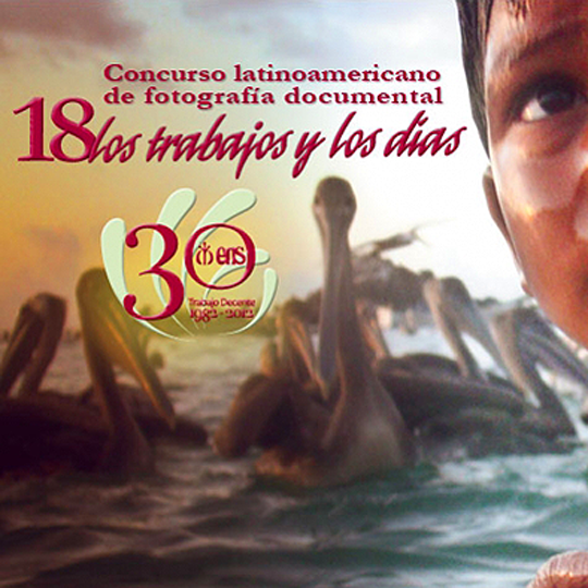 Concurso Latinoamericano de Fotografía Documental.