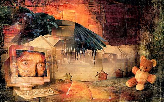 Ilustración de DEREK LEA