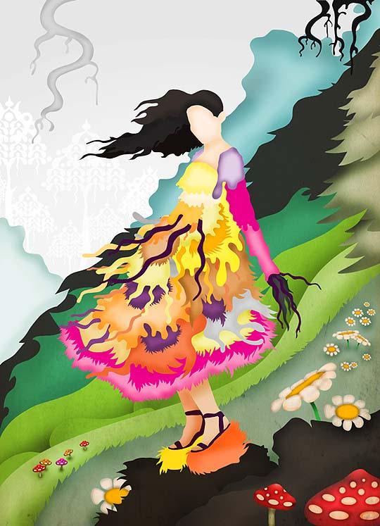 Ilustración de EILEEN MORENO