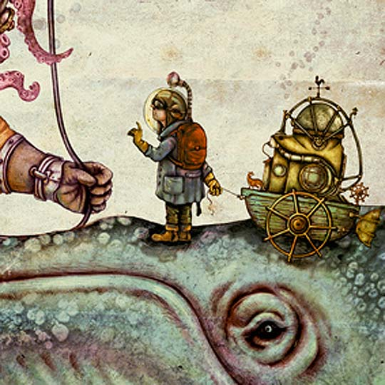 Ilustración de ERNESTO PRIETO