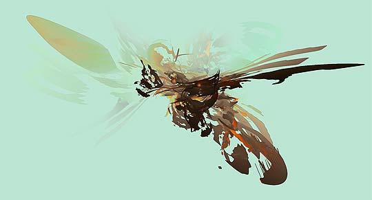 Arte digital de FINNIAN MacMANUS
