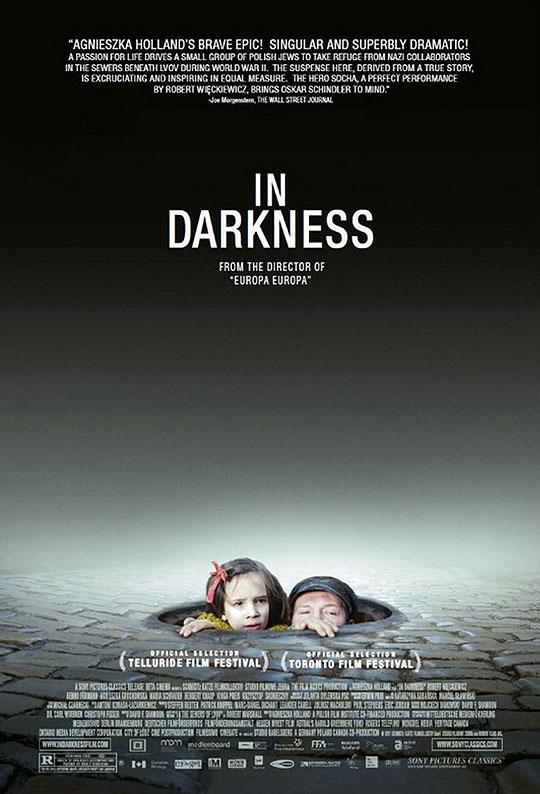 10 Posters de Película. Premios Oscar 2012.In Darkness.