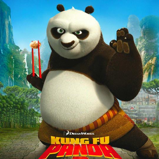Animación nominada al Oscar 2012 Kung Fu Panda 2