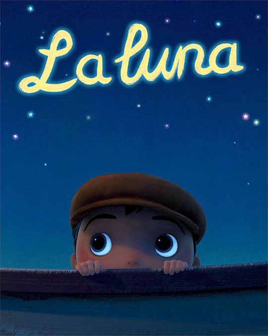 """Animación nominada al Oscar 2012. """"La luna"""""""