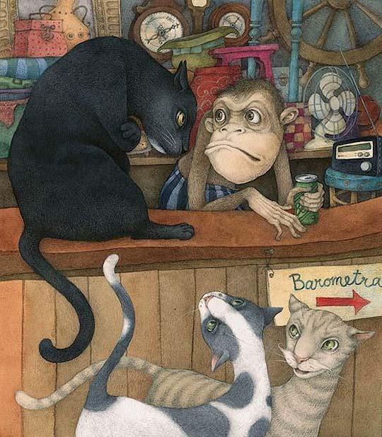 Ilustración de LINA DUDAITE