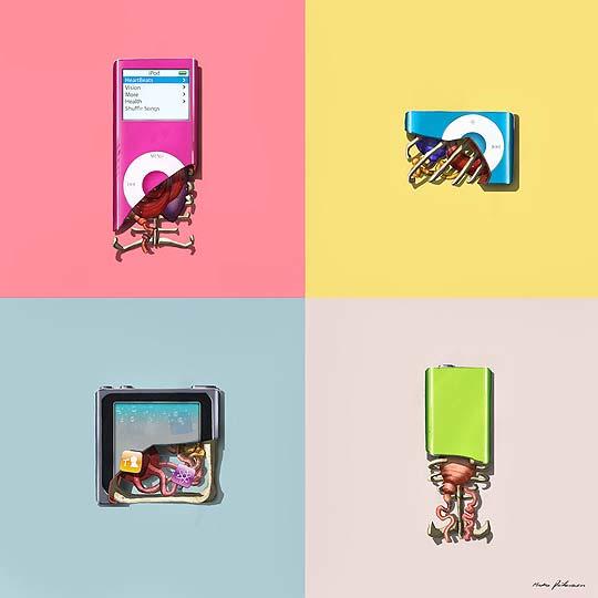 Anatomía de gadgets de MADS PEITERSEN