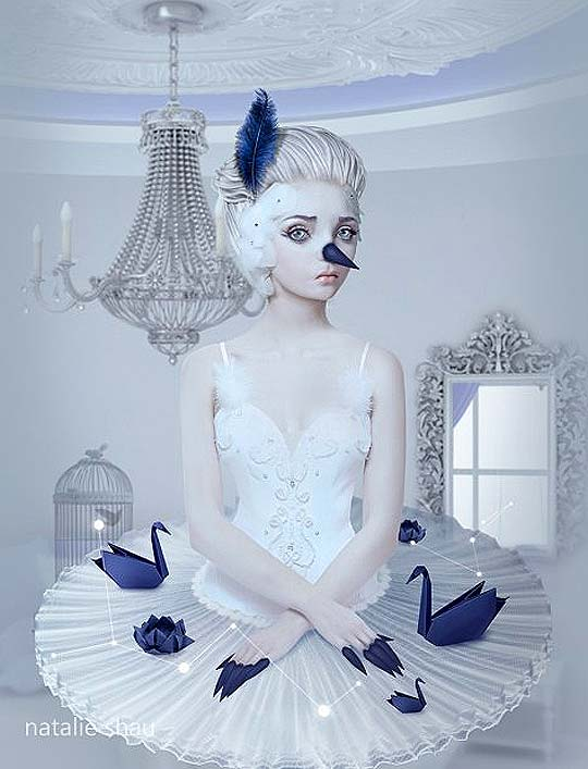 Arte digital de NATALIE SHAU