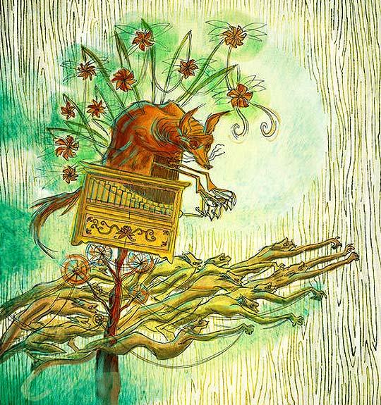 Ilustración de PAULINA SUÁREZ Aka Chibi