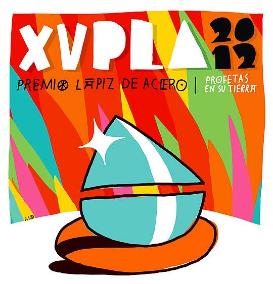 XV Premio Lápiz de Acero 2012