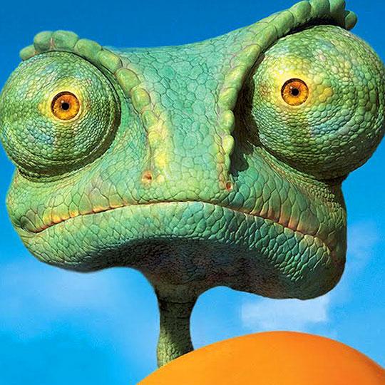 Animación nominada al Oscar 2012. Rango.