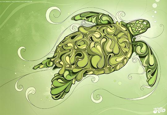 Ilustración y diseño vectorial de SAM WERCZLER