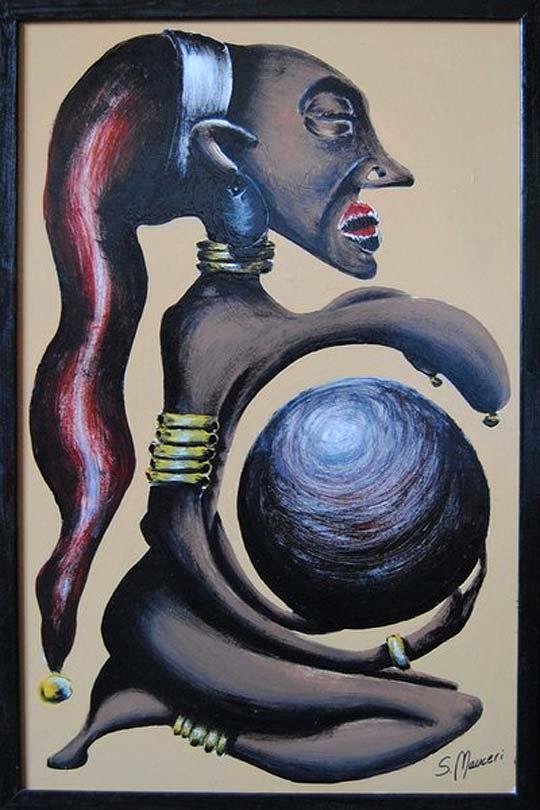Pintura de SERGIO MAUCERI Aka Petit