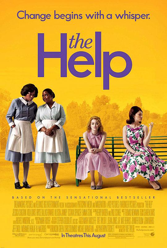 10 Posters de Película. Premios Oscar 2012. The Help.