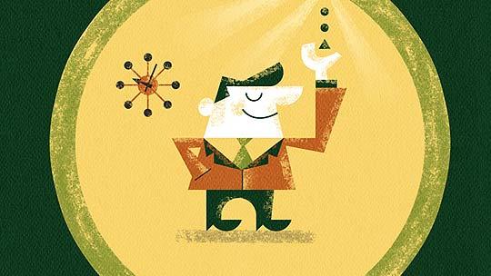 Ilustración de TY WILKINS