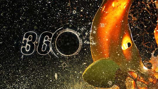 Animación. 360 de DIESTRO