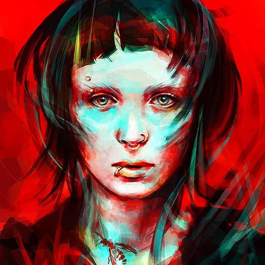 Ilustración de ALICE X. ZHANG