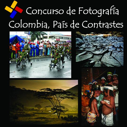 Concurso de fotografía. Colombia, País de Contrastes.