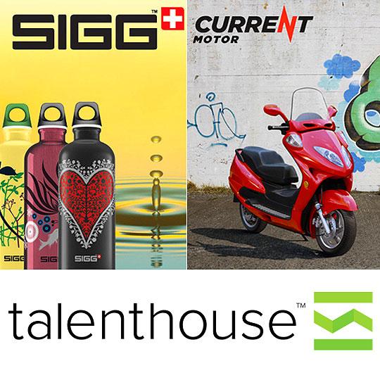 Nuevos concursos desde TalentHouse.