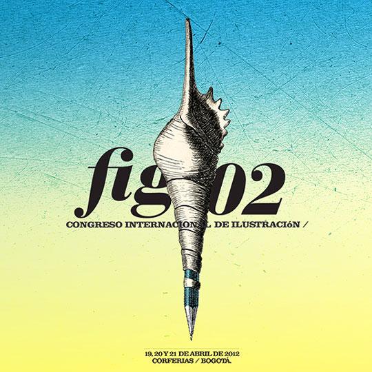 fig. 02 Congreso Internacional de Ilustración