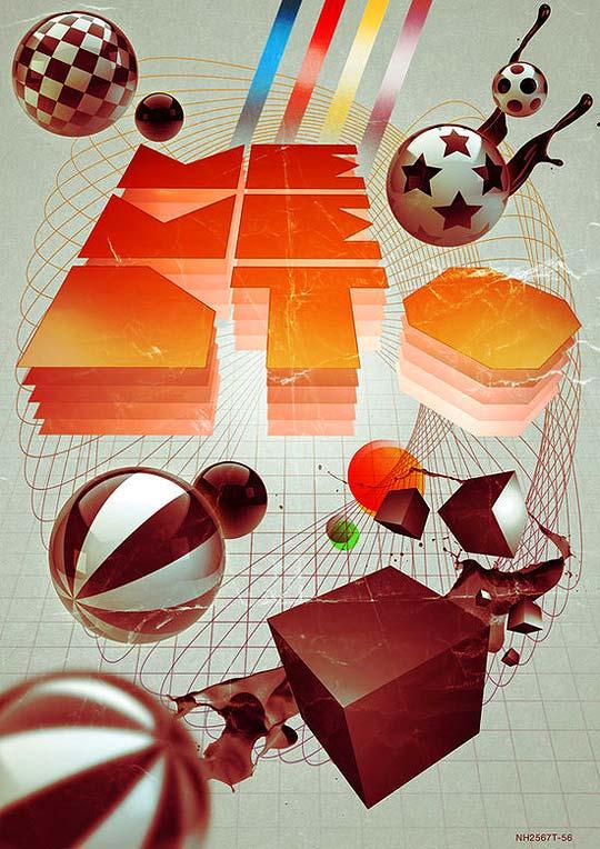 Diseño gráfico de GIAMPAOLO MIRAGLIA