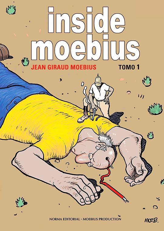 JEAN GIRAUD Aka Moebius