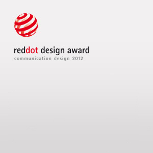 Red dot award: communication design 2012.