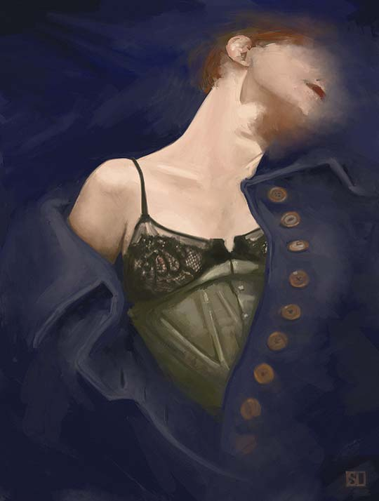 Pintura digital de SUSANNA LUCK