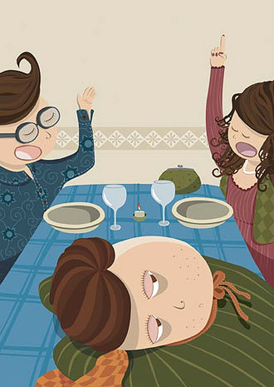 Ilustración de VANINA STARKOFF