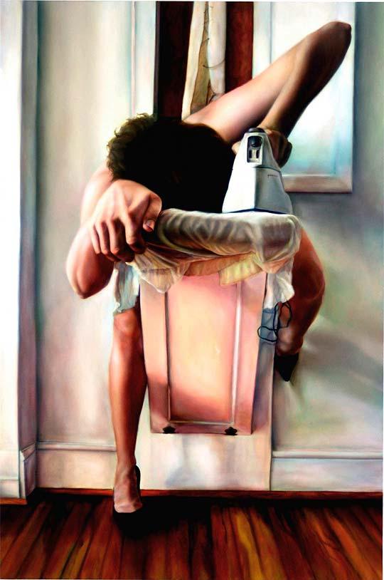 Pintura de ANA TERESA FERNÁNDEZ