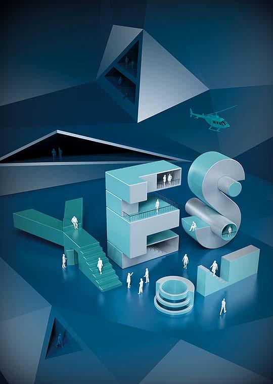Diseño gráfico de BENJAMIN SIMON