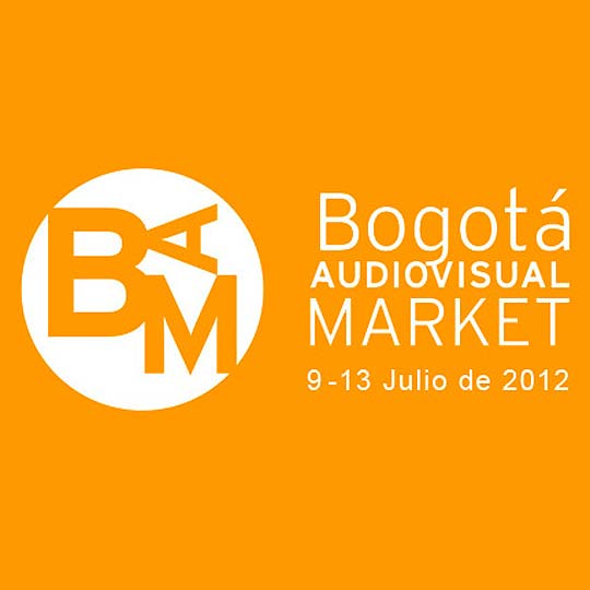 Convocatoria audiovisual. BOGOTA AUDIOVISUAL MARKET -BAM-