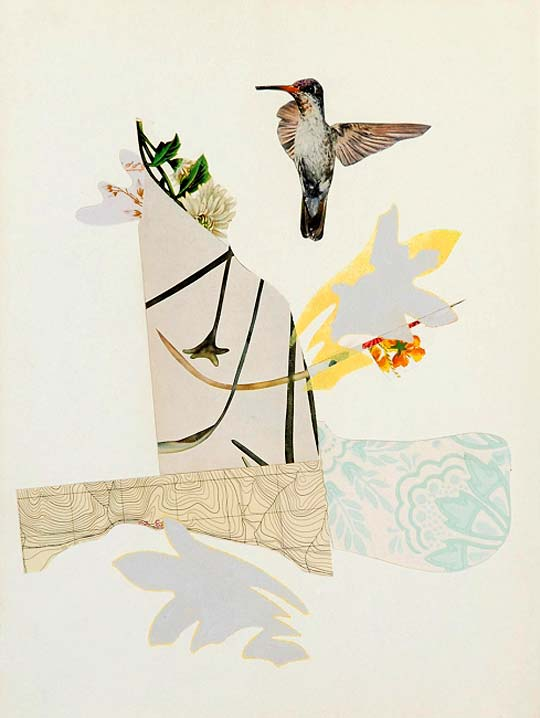 Collage de ERIKA LAWLOR SCHMIDT