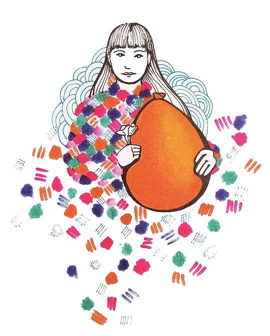 Ilustración de GABRIELA PISERCHIA Aka GABI PISERCHIA