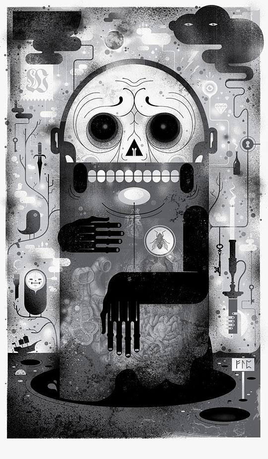 Ilustración de GRAHAM ERWIN.