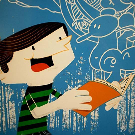 Ilustración de KAPITAN KETCHUP