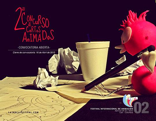 Segundo Concurso de Cortos Animados LA TRUCA.