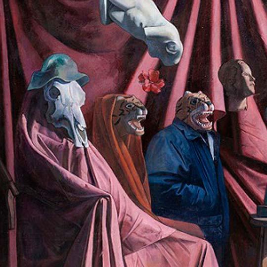 Pintura de MARIO CALVO Aka MARIOROCA