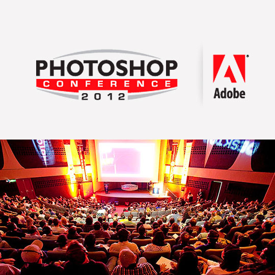 PHOTOSHOP CONFERENCE 2012.