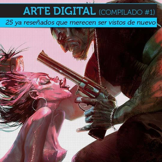 Arte digital. 25 excelentes obras para inspirarse