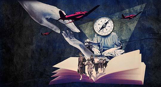 Ilustración de ERNESTO RAMÍREZ Aka Kofla