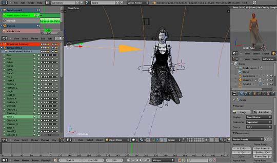 Software libre para diseñadores - Blender