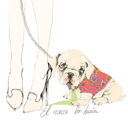 Ilustración de CECILIA SÁNCHEZ