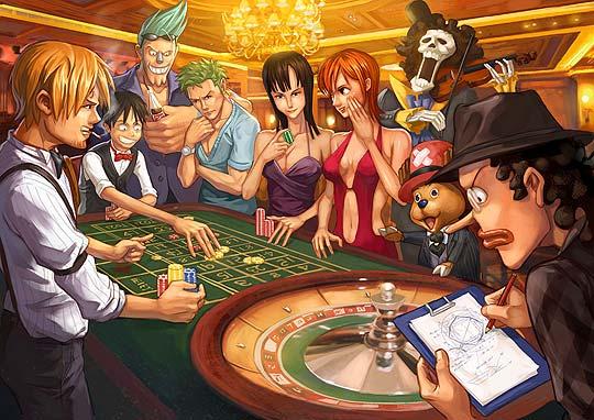 Manga e ilustración digital de CHONG FEIGIAP