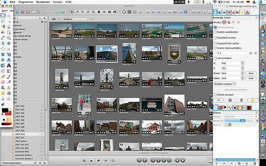 Software libre para diseñadores - GIMP