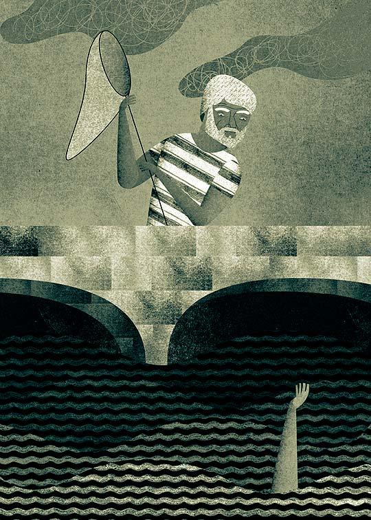 Ilustración de JESÚS SOTÉS VICENTE